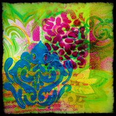 Marabu Mixed Media - You can mix it! #Marabu #MMixedMedia #MixedMedia #ArtJournaling http://www.marabu.de/MixedMedia