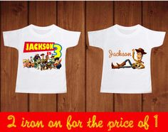 11 Best Toy Story Iron On Transfers Images Iron On Transfer