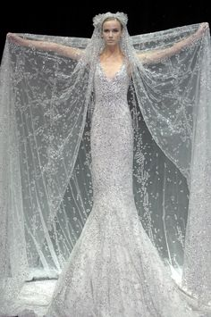 Elie Saab at Couture Fall 2007