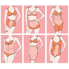 Shapewear 101: A Guide to Shapewear (and Other Lingerie Solutions.) | The Lingerie Addict | Lingerie For Who You Are