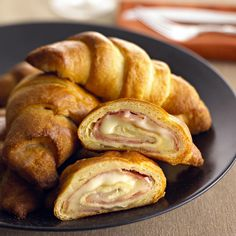brie & proscuitto crescent roles (dear god) Substitue with Turkey