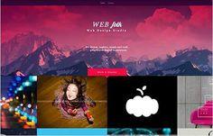 web-design-studio template