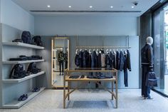 Valentino store by David Chipperfield, Paris – France » Retail Design Blog