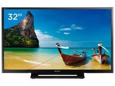 """TV LED 32"""" Sony KDL-32R305B - Conversor Integrado 2 HDMI 1 USB   R$ 1.349,00 em até 10x de R$ 134,90 sem juros no cartão de crédito"""