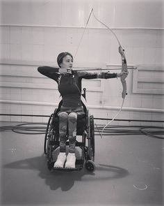 wc archery>>> See it. Believe it. Do it. Watch thousands of spinal cord injury videos at SPINALpedia.com
