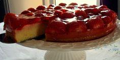 Jednostavna torta od jagoda