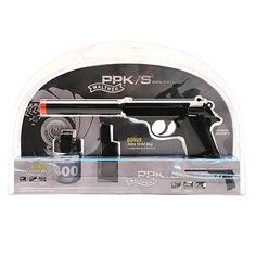 Walther PPK/S Operative Kit Black