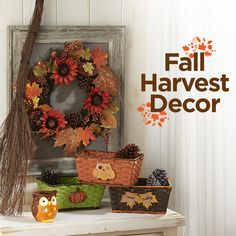 Find This Pin And More On For The Home Fall Harvest Decor Available At Your Local Dollar General