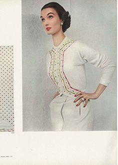 June Vogue 1953
