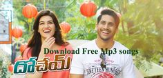 """Naga Chaitanya Dochey (2015) Telugu Movie Mp3 Songs Free Download  http://dochey-telugu-movie-songs-download.blogspot.in/2015/03/naga-chaitanya-dochey-2015-telugu-movie.html   Naga Chaitanya and Kriti Sanon """"Dochey"""" is planned to discharge on April seventeenth. This delivered by BVSN Prasad under the standard of Sri Venkateswara Cine Chitra. Executive for this film is Sudhir Karma who already coordinated 'Swamy Ra'."""