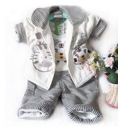 The new baby set ,infant autumn and winter clothes suit-in Clothing Sets from Apparel & Accessories on Aliexpress.com