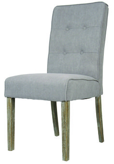 The Juckson Dining Chair -Grey from LH Imports is a unique home décor item. LH Imports Site carries a variety of Seating items.