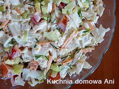 Potato Salad, Cabbage, Tacos, Potatoes, Vegetables, Ethnic Recipes, Food, Vegetable Recipes, Eten