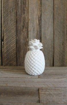 Pineapple ceramic