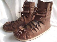scarpe celtiche alte di Syama su Etsy, $105,00
