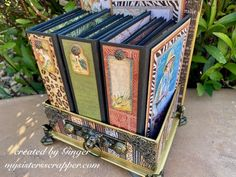 Today I am sharing a project with Safari Adventure DCE. Drawing Ideas List, Safari Adventure, The 5th Of November, Heartfelt Creations, Wedding Art, Graphic 45, Art And Architecture, Happy Friday, Mini Albums
