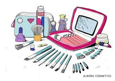 Aurora Cosmetics provide huge variety of makeup tools like face brushes, eye brushes, lip brushes and custom brushes.