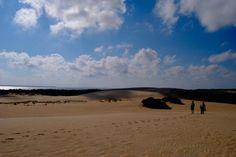 Solitario  #sand #nature #escape #sun #clouds