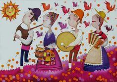 Ilustración Leandro Lamas