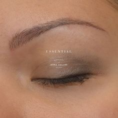 Amazingly natural and artistic eyebrow tatoo.  <3 Essential Beauty  http://essentialbeauty.hu/szolgaltatasok/permanent-makeup/