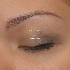 Amazingly natural and artistic eyebrow tatoo.  <3 Essential Beauty  http://essentialbeauty.hu/szolgaltatasok/permanent-makeup/