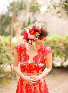 Valentine Wedding! Claire Pettibone