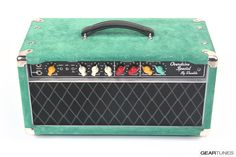 From the GearTunes library of tone ~ the Dumble Overdrive Special ~ click it to hear it :)