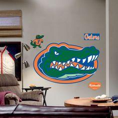 Fathead Florida Gators Logo Wall Graphic - 61-61206