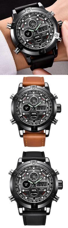 Modern Watches, Luxury Watches For Men, Cool Watches, Rolex Watches, Mens Gear, Rose Gold Watches, Sport Watches, Fashion Watches, Volkswagen