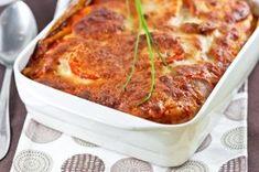 Peruna-makkaravuoka Date Night Recipes, Lasagna, Stew, Mashed Potatoes, Casserole, Sausage, Bakery, Food And Drink, Turkey