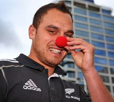 Israel Dagg - Cure Kids' Red Nose Day