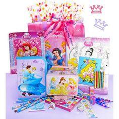 Cashmere Bunny Personalized Disney Princess Big Sister Gift Set