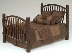 Bed Hickory Sunrise