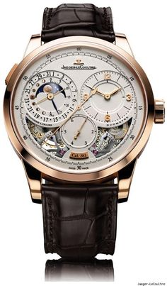 Jaeger-LeCoultre I'm buying this in 2016.