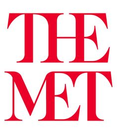 The Met Explains Its Controversial New Logo | The Metropolitan Museum of Art is now just The Met. Here's its new logo. | Credit: The Met | From Wired.com