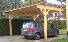 Build a carport, carport