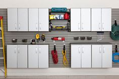 flow wall system garage laundry office etc