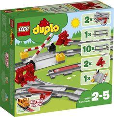 LEGO DUPLO Treinrails | Bol.com| 19,99 €