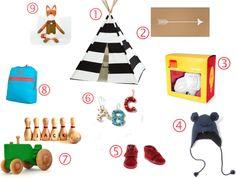 baby boy gift guide // yellowcrownblog.com
