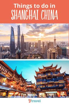 Best Things to Do in Shanghai, China, including tips on where to eat, where to stay, how to get around, and much more.  #Shanghai #China #Asia #traveltips #travel #shanghaichina