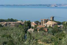 Lago di Bolsena Viterbo Lazio