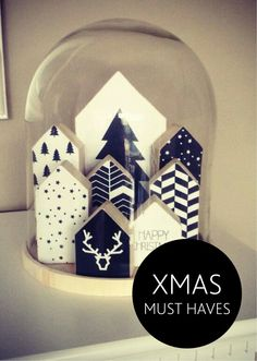 Dots lifestyle Nordic Christmas, Christmas Makes, Noel Christmas, Christmas Crafts, Christmas Displays, Scrap Wood Crafts, Diy And Crafts, Deco Boheme, Theme Noel
