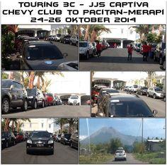 Touring Panggung Chevrolet Captiva, Touring, Chevy
