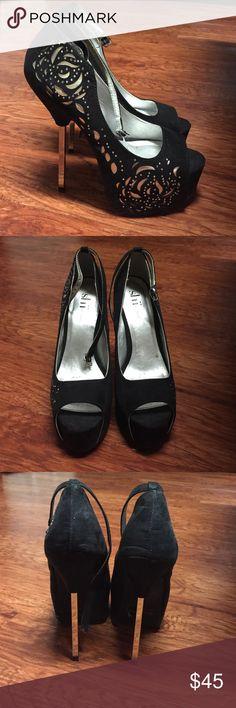 High heels High heels that have been worn once. Shoes Heels
