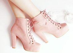 Imagen de pink, shoes, and fashion