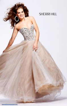 A Beautiful diamond Gown  :)