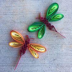 Little Dragonflies