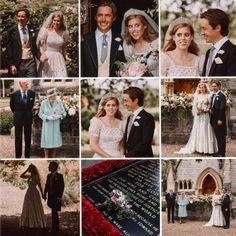 Princess Beatrice Wedding, Princess Eugenie And Beatrice, Royal Princess, Royal Brides, Royal Weddings, Lady Diana, Princesa Beatrice, Adele, Royal Family Pictures