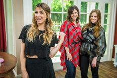 DIY Blanket Cardigan   Home & Family   Hallmark Channel