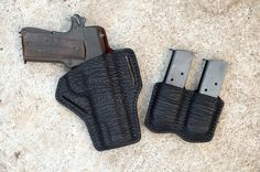 Ever wished you had a great holster for your 1911? Having a great holster isnt just a luxury, its a necessity. Whether at the range, at home or out Concealment Holsters, Best Handguns, Things That Bounce, Things To Come, Whose Line, Leather Holster, You Draw, Concealed Carry, Will Smith